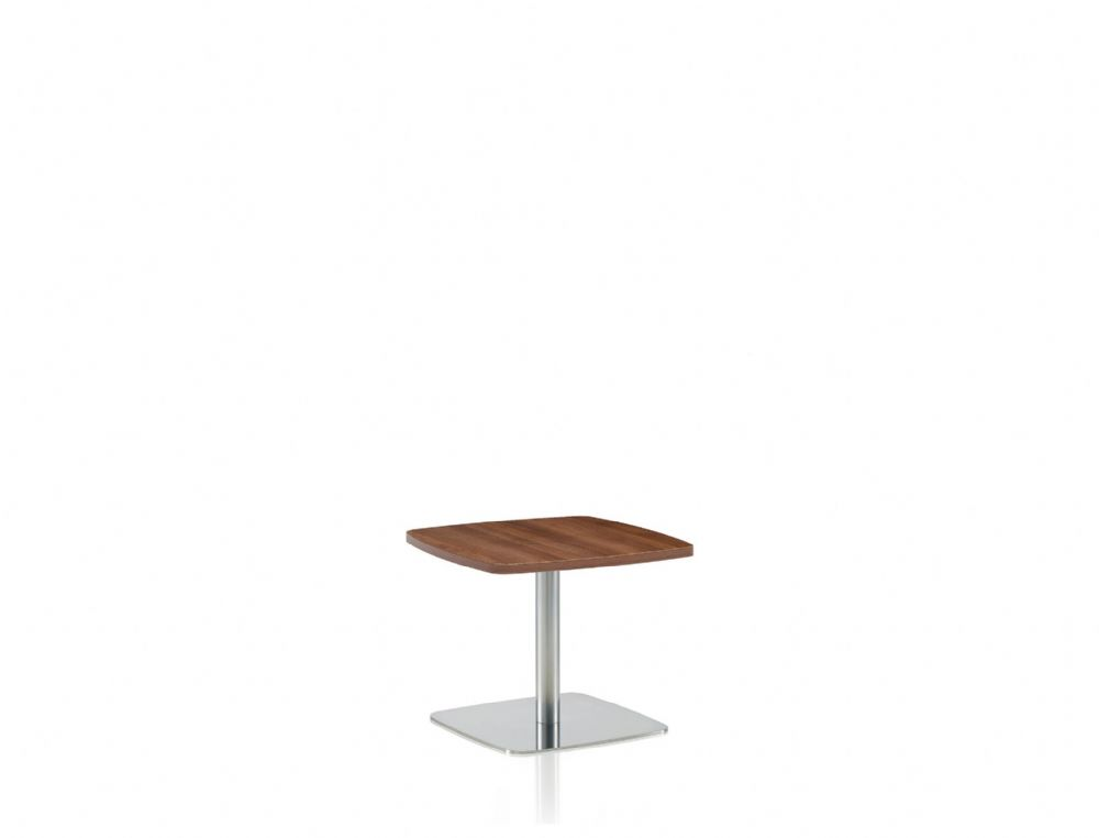 Pledge Box 480mm x 480mm Breakout Table With Flat Square Base